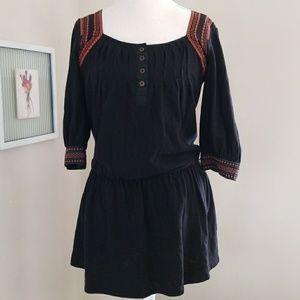 Sweet by Miss Me Gypsy Blouson Dress